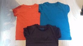 3 boys Next tshirts age 5