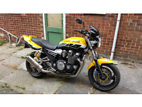 1999 Yamaha XJR 1300 Kenny Roberts Rep