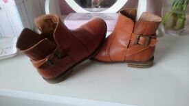 Girls Next Chelsea Boots - Size 13
