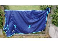 """Gallop summer sheet, as new ,used only to check fit , size 6' 9"""""""