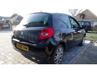 Renault Clio 1.5dci (a/c) DYNAMIQUE S new MOT. FULL SERVICE HISTORY, 6 speed gearbox