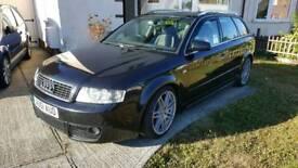 Audi A4 Avant Estate Automatic
