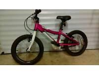 Girls bike 3-7 year old