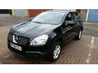 2010 Nissan Qashqai 1.5 dCi Visia 2WD 5dr Full Service History, HPI Clear @07445775115 @07725982426@