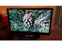 """TV LCD TOSHIBA 42"""" HD Ready with FREEVIEW - Can deliver"""