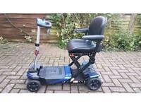 Solax genie mobility scooter