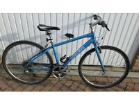 Treck bike in good condition and fully working. 70