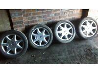 ford rs softline alloys