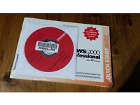 Windows 2000 Professional Brand new and sealed