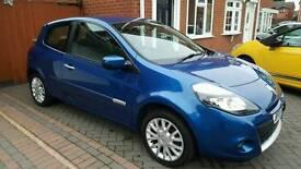 Reduced.....Renault Clio Dynamique 1.2 16v Tom Tom