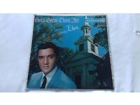 Elvis Presley How Great thou Art Rare Black Label