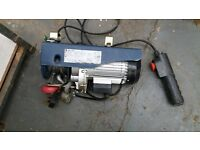 WINCH ELECTRIC ( 240 VOLT)