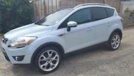 Ford Kuga 2.0 tdi titanium x all wheel drive