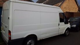 FORD TRANSIT 2005 ONLY 60,000 MILES SWAP FOR SMALLER VAN