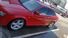 Audi A4 V6 3.0 TDI