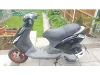 Piaggio Zip 50 cc with MOT! Runner
