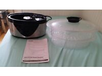 George Home Food Steamer for sale