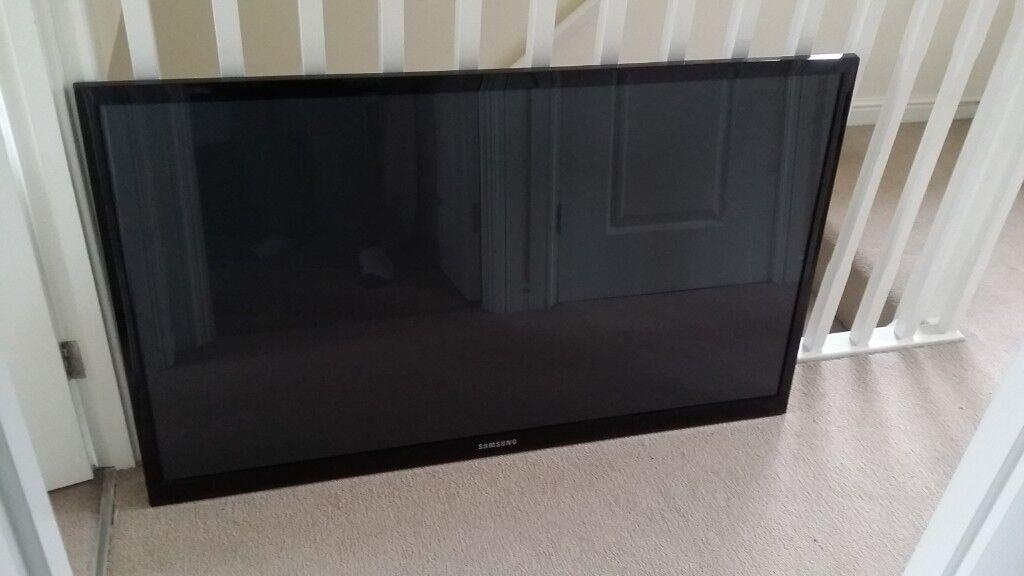 51 3d Samsung Plazma Tv In Bridgend Gumtree