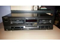 Technics HXPRO Stereo Twin Tape Deck RS-TR232