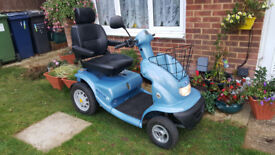 TGA Breeze 4 Mobility Scooter 3 Month Warranty Included