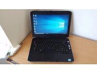 Dell Laptop Core i3-3310M Microsoft windows 10 Office 4GB RAM