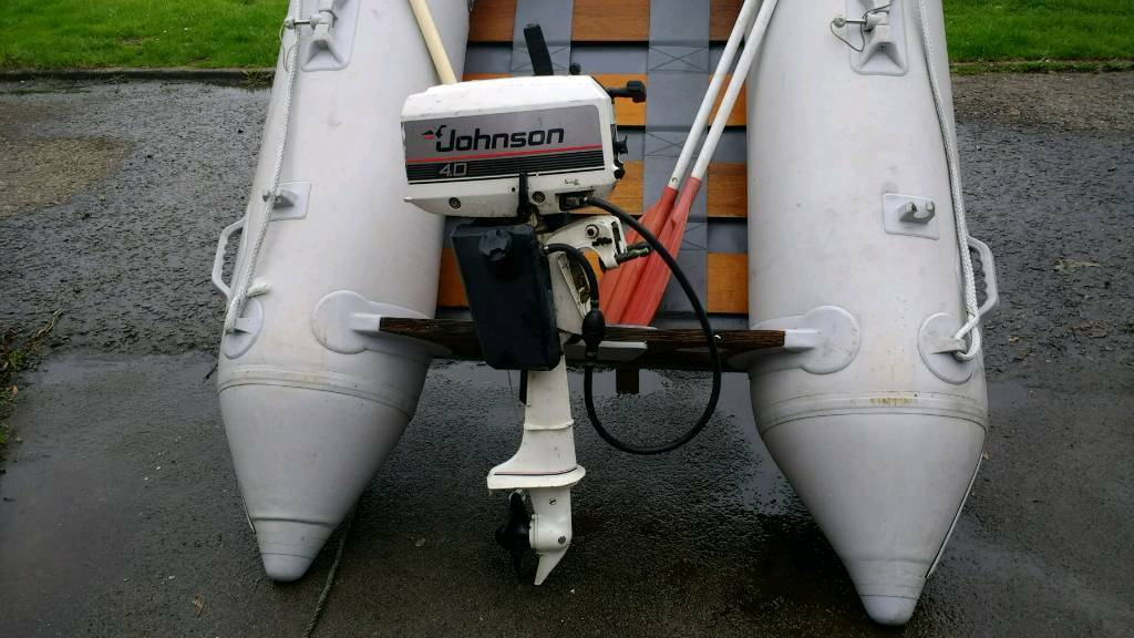 Wetline 265rib 3person