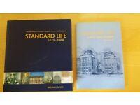 Standard Life 175th Anniversary Books