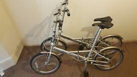 Aluminium Dahon Folding Bike - Amazing Bikes