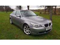 BMW 5 Series 4.4 545i SE 4dr HUGE SPEC+1 OWNER+S/HISTORY