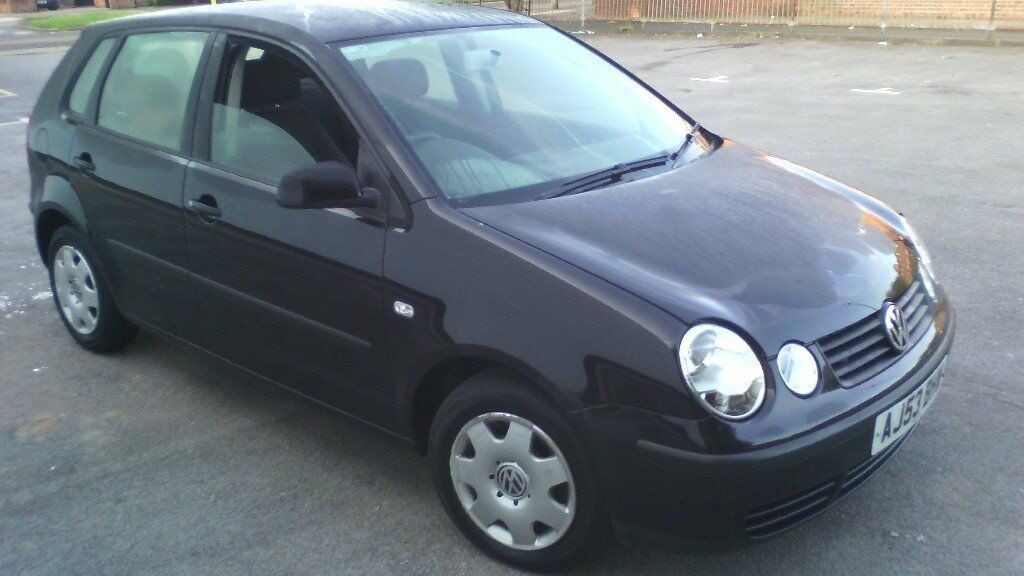 vw polo 2003 1 4 mot 2018 service book vgc in dagenham london gumtree. Black Bedroom Furniture Sets. Home Design Ideas