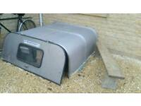 Rodeo canopy top ifor williams