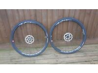 Fulcrum Racing 7 Disc Wheelset