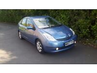07 REG PRIUS T SPIRIT 96K WARRANTED MILES FULL HISTORY HPI CLEAR TWO OWNERS