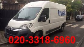 A MAN WITH A VAN: Professional, High Quality, 24/7, the best price in London