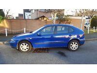 Seat Leon 1.4 16v S Hatchback 5d 58,000 miles