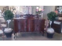 Ornate Vintage Dresser/Sideboard