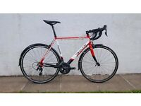 Dolan Preffisio Road Bike 56cms, winter bike, 11 speed Shimano 105 (Reduced from £600) Must go