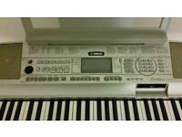 YAMAHA PORTABLE ELECTRIC PIANO KEYBOARD