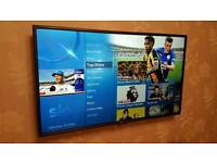 LG 47 inch led 3d TV with John Lewis guarantee