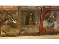 GAME OF THRONES LEGACY FIGURES