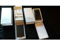 Samsung Galaxy s7 edge and s6 edge