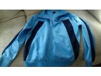 ROLY TRACKSUIT TOP AGE 10.