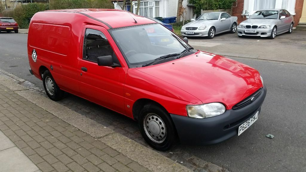escort vans for sale