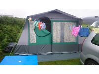 TENT FRAME CABANON + ACCESSORIES