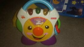 baby toys for sale all not used
