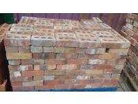 x50 Reclaimed Facing Bricks & Pavers, London, Normanton etc