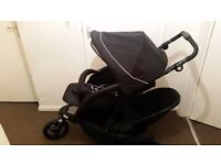 Graco trekko duo double buggy