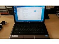 HP 250 laptop. Windows 10 Pro. Office 2013 Pro. Intel i3 Fast laptop