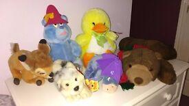 Soft Cuddly Toys