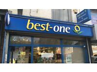 BEST ONE OFF LICENSE FOR SALE !